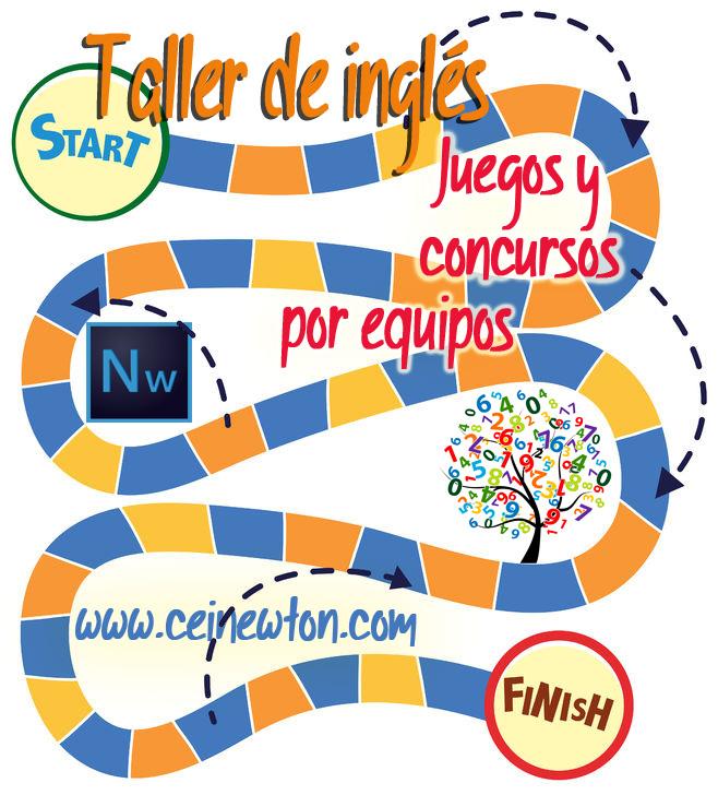 Centro De Estudios Isaac Newton Juegos Y Concursos Taller De Ingles